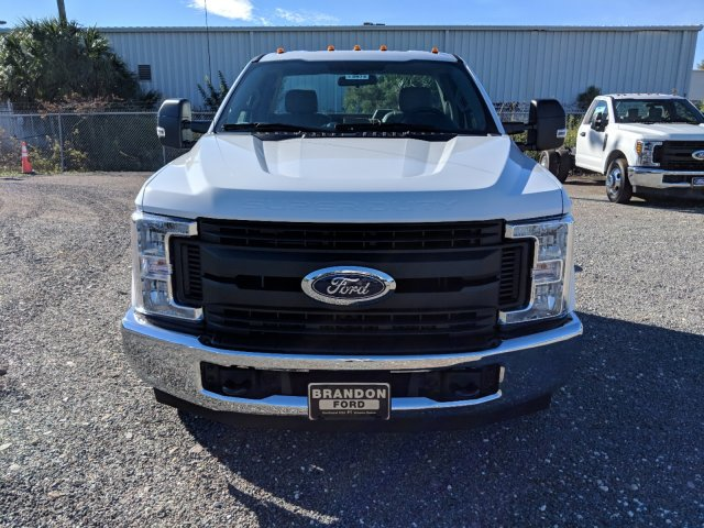 2019 F-350 Regular Cab DRW 4x2,  Bedrock Diamond Series Flatbed Body #K0974 - photo 3