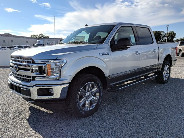 2019 F-150 SuperCrew Cab 4x4,  Pickup #K0977 - photo 5