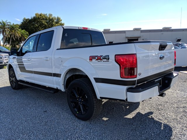 2019 F-150 SuperCrew Cab 4x4,  Pickup #K0979 - photo 4