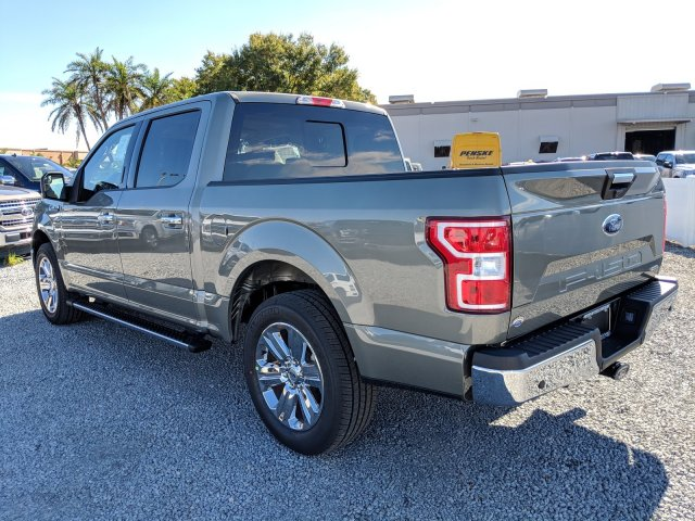 2019 F-150 SuperCrew Cab 4x2,  Pickup #K0990 - photo 4