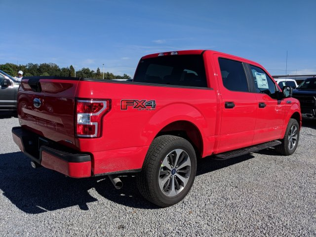 2019 F-150 SuperCrew Cab 4x4,  Pickup #K0998 - photo 2