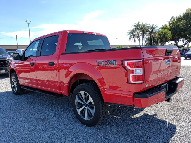 2019 F-150 SuperCrew Cab 4x4,  Pickup #K0998 - photo 4