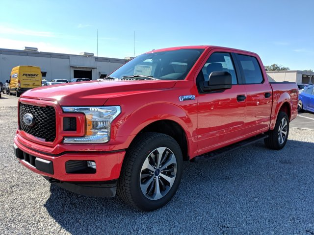 2019 F-150 SuperCrew Cab 4x4,  Pickup #K0998 - photo 5