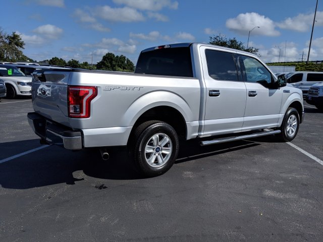2017 F-150 SuperCrew Cab 4x2,  Pickup #K1136A - photo 1