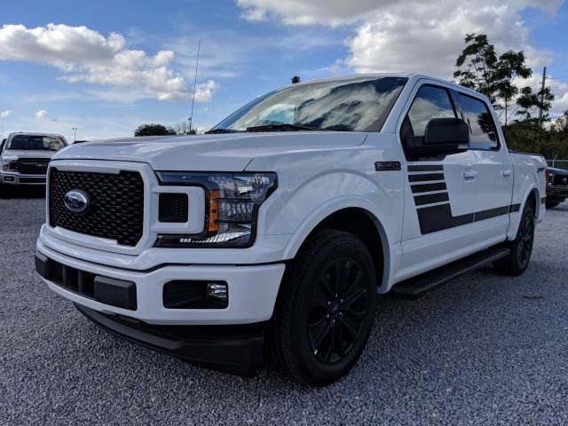 2019 F-150 SuperCrew Cab 4x2,  Pickup #K1232 - photo 4
