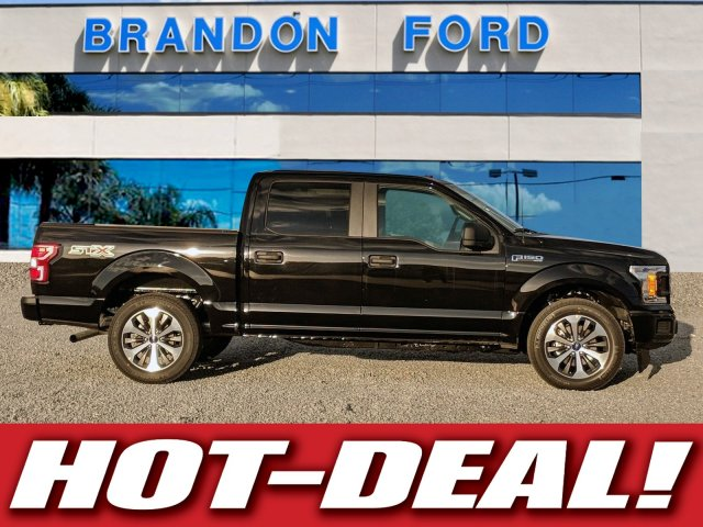 2019 F-150 SuperCrew Cab 4x2,  Pickup #K1256 - photo 1