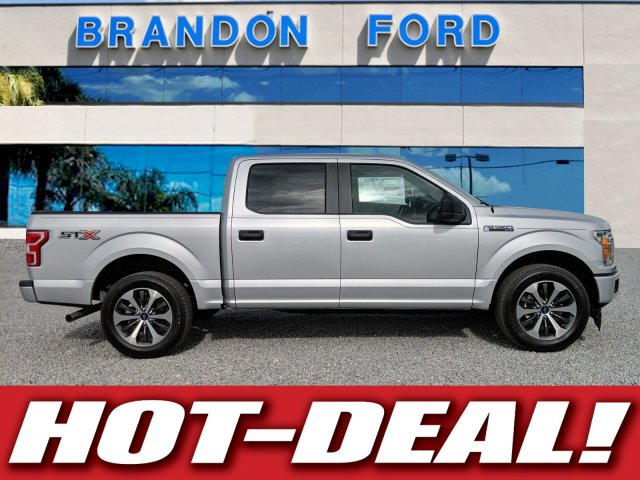 2019 F-150 SuperCrew Cab 4x2,  Pickup #K1258 - photo 1