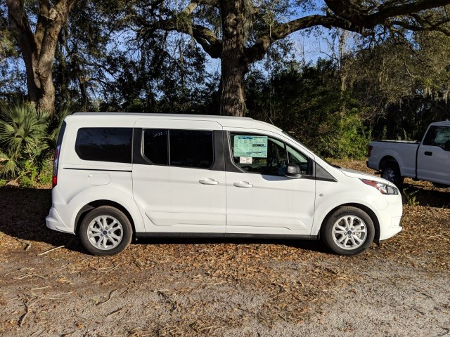 2019 Transit Connect 4x2,  Passenger Wagon #K1261 - photo 3