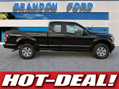 2019 F-150 Super Cab 4x4,  Pickup #K1268 - photo 1