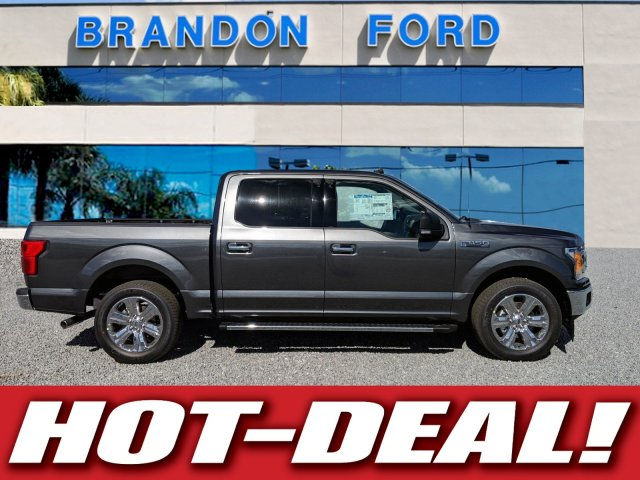 2019 F-150 SuperCrew Cab 4x2,  Pickup #K1298 - photo 1