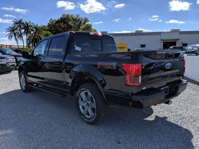 2019 F-150 SuperCrew Cab 4x4,  Pickup #K1311 - photo 4