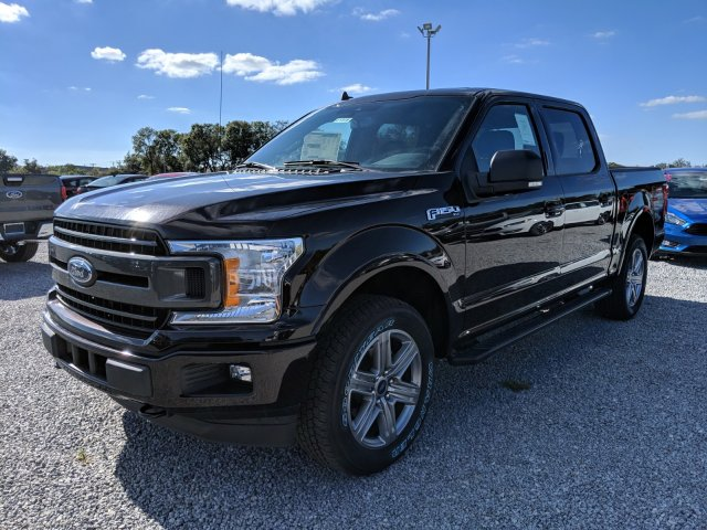 2019 F-150 SuperCrew Cab 4x4,  Pickup #K1319 - photo 5