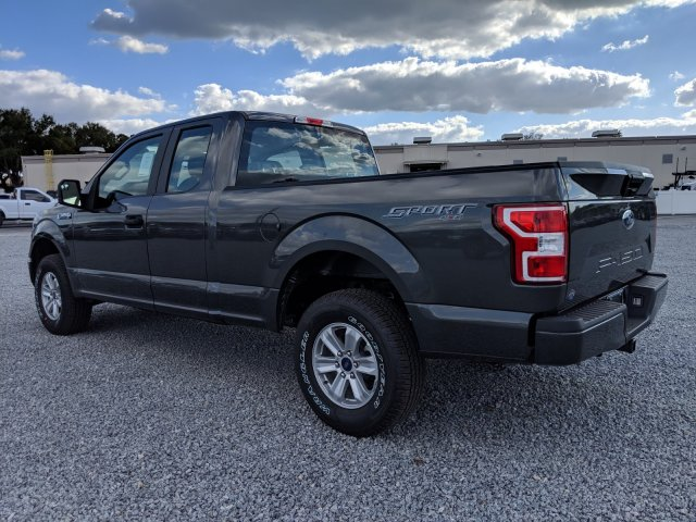 2019 F-150 Super Cab 4x4,  Pickup #K1374 - photo 4