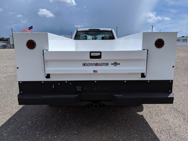 2019 F-550 Crew Cab DRW 4x4,  Duramag S Series Service / Utility Body #K1429 - photo 4