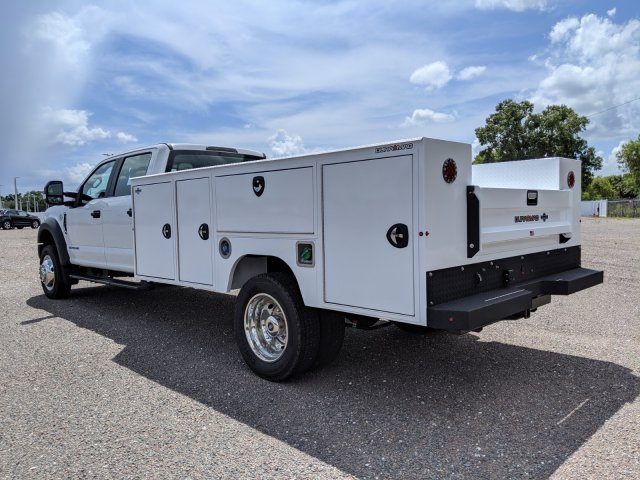 2019 F-550 Crew Cab DRW 4x4,  Duramag S Series Service / Utility Body #K1429 - photo 5
