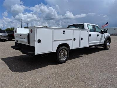 2019 F-550 Crew Cab DRW 4x4,  Duramag S Series Service / Utility Body #K1429 - photo 2