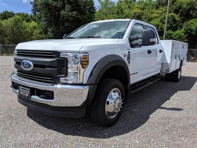 2019 F-550 Crew Cab DRW 4x4,  Duramag S Series Service / Utility Body #K1429 - photo 3