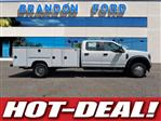 2019 F-550 Crew Cab DRW 4x4,  Duramag S Series Service / Utility Body #K1429 - photo 1