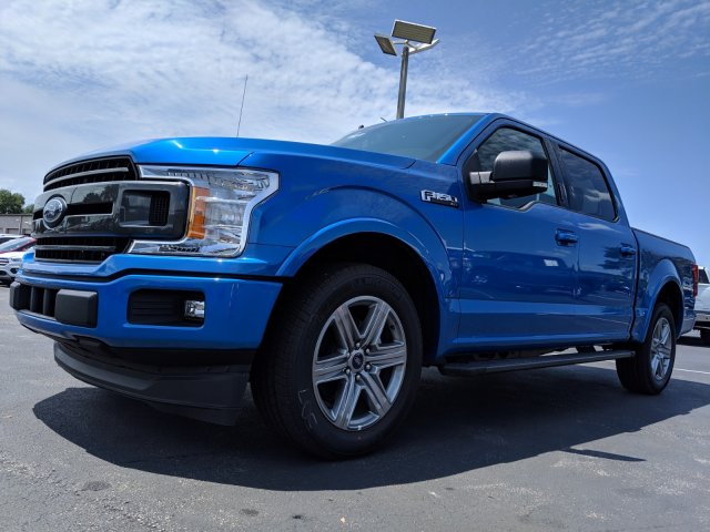 2019 F-150 SuperCrew Cab 4x2,  Pickup #K1457 - photo 3