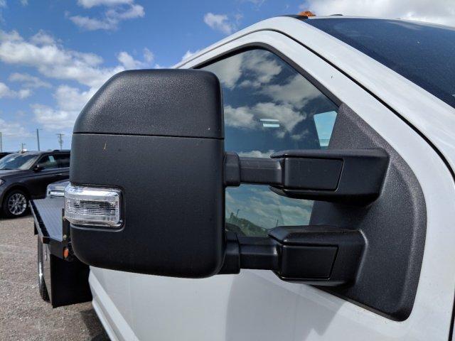 2019 F-550 Crew Cab DRW 4x4,  Bedrock Diamond Series Flatbed Body #K1493 - photo 9