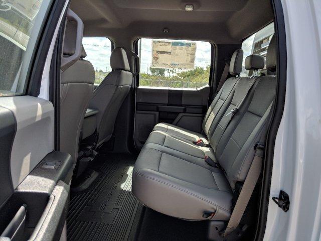 2019 F-550 Crew Cab DRW 4x4,  Bedrock Diamond Series Flatbed Body #K1493 - photo 13