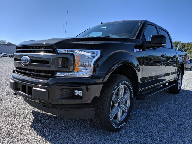 2019 F-150 SuperCrew Cab 4x4,  Pickup #K1577 - photo 5