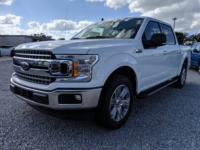 2019 F-150 SuperCrew Cab 4x2,  Pickup #K1589 - photo 5
