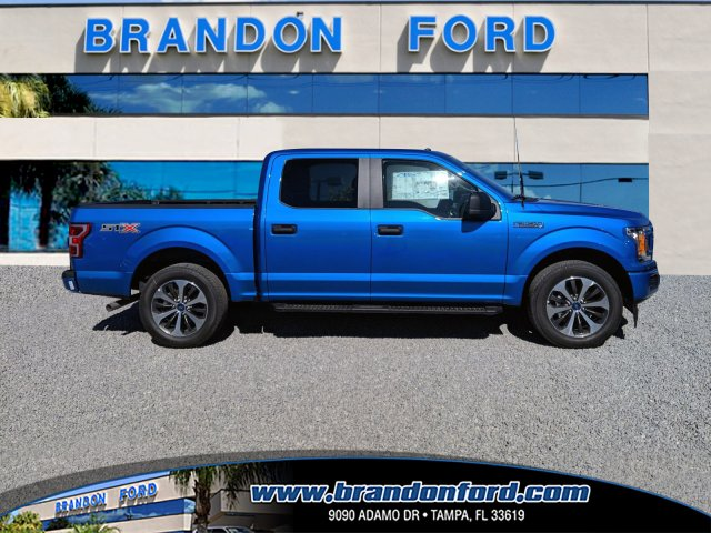 2019 F-150 SuperCrew Cab 4x2,  Pickup #K1594 - photo 1