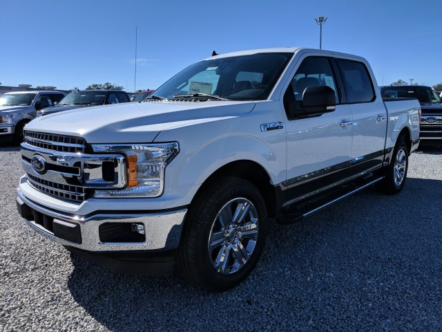 2019 F-150 SuperCrew Cab 4x2,  Pickup #K1619 - photo 5