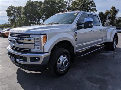 2017 F-350 Crew Cab DRW 4x4, Pickup #K1639A - photo 4