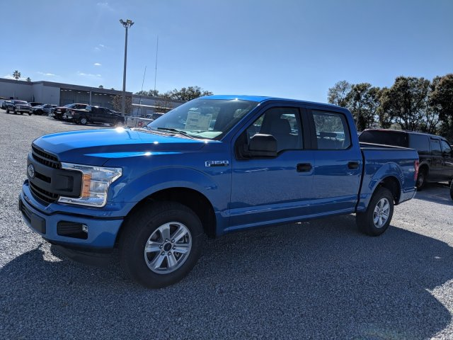 2019 F-150 SuperCrew Cab 4x2,  Pickup #K1692 - photo 5