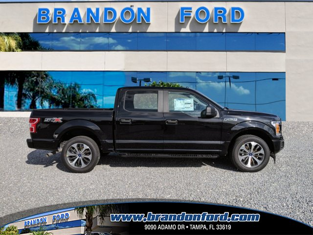 2019 F-150 SuperCrew Cab 4x2,  Pickup #K1728 - photo 1