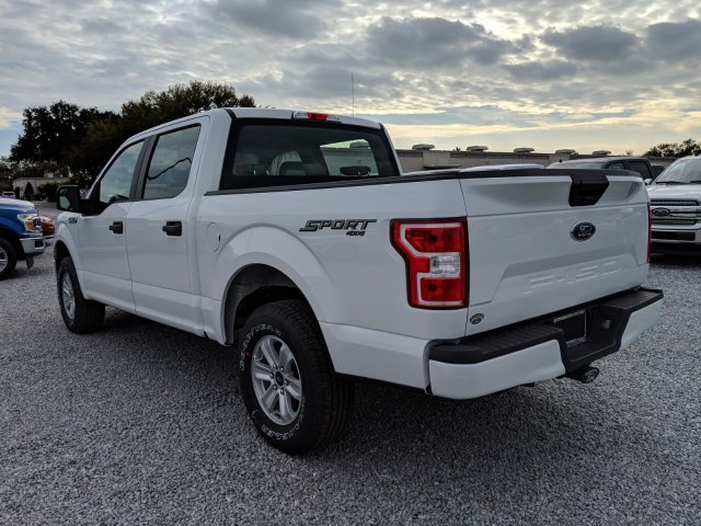2019 F-150 SuperCrew Cab 4x4,  Pickup #K1745 - photo 4