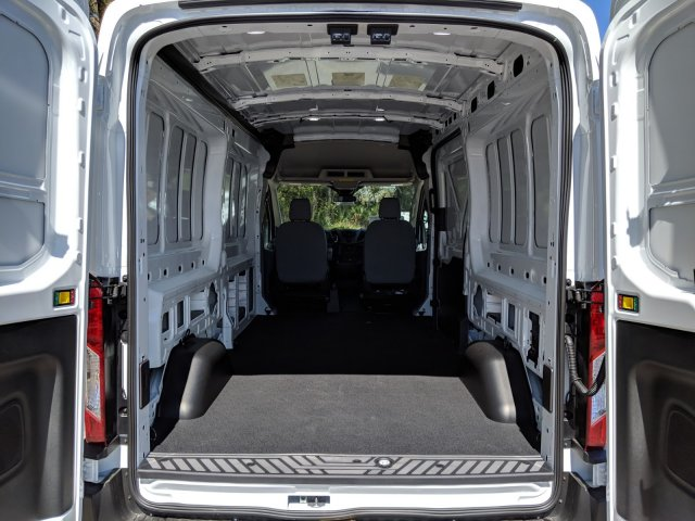 2019 Transit 250 Med Roof 4x2,  Empty Cargo Van #K1792 - photo 1