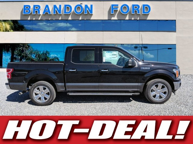 2019 F-150 SuperCrew Cab 4x2,  Pickup #K1837 - photo 1