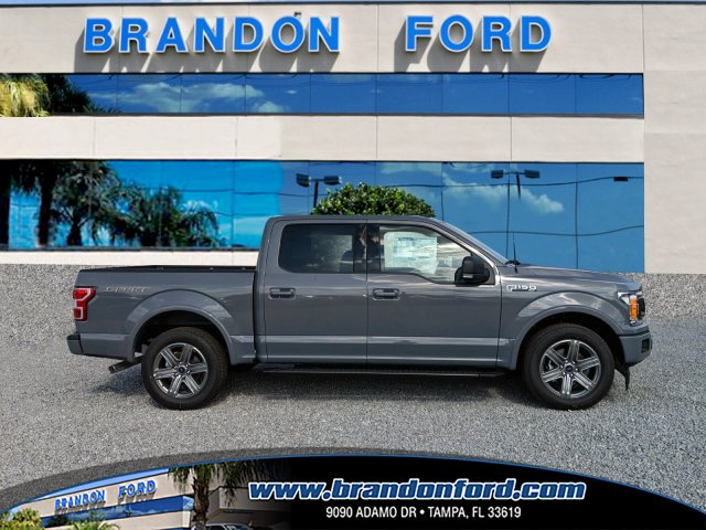 2019 F-150 SuperCrew Cab 4x2,  Pickup #K1838 - photo 1