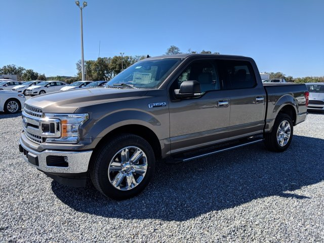 2019 F-150 SuperCrew Cab 4x2,  Pickup #K1839 - photo 5