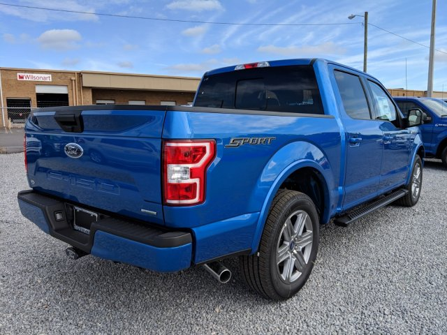 2019 F-150 SuperCrew Cab 4x2,  Pickup #K1861 - photo 2