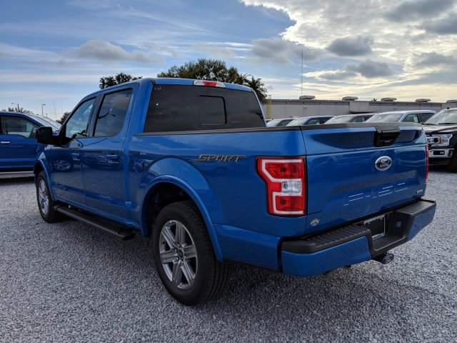 2019 F-150 SuperCrew Cab 4x2,  Pickup #K1861 - photo 4