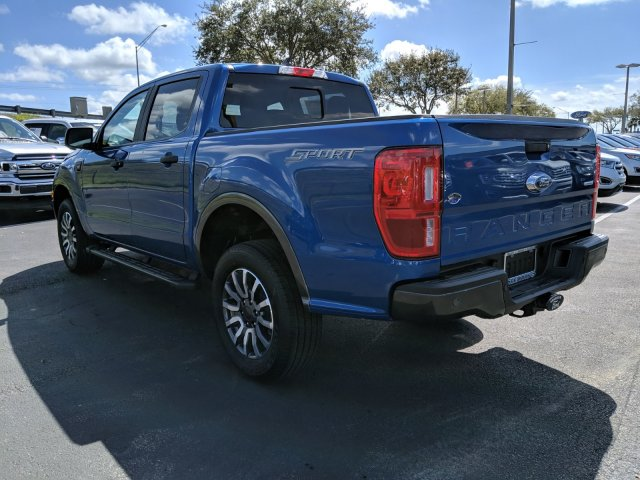 2019 Ranger SuperCrew Cab 4x2,  Pickup #K2064 - photo 4