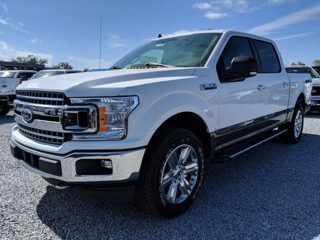 2019 F-150 SuperCrew Cab 4x4,  Pickup #K2090 - photo 5