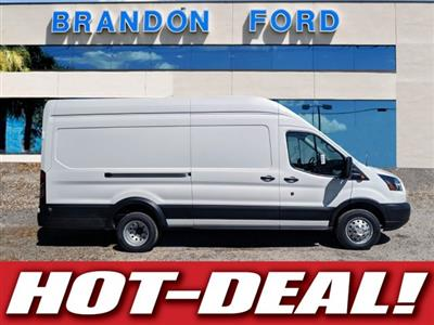 2019 Transit 350 HD High Roof DRW 4x2,  Empty Cargo Van #K2129 - photo 1