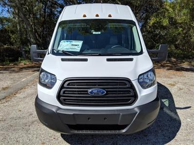 2019 Transit 350 HD High Roof DRW 4x2,  Empty Cargo Van #K2129 - photo 7
