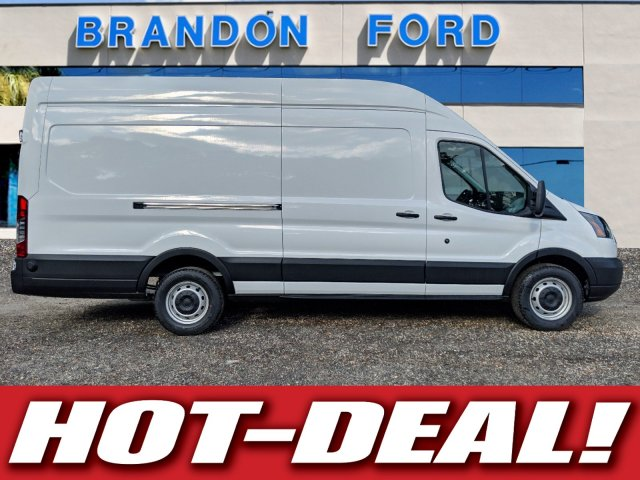 2019 Transit 350 High Roof 4x2,  Empty Cargo Van #K2131 - photo 1