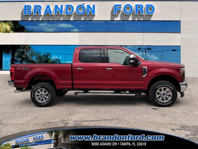2019 F-250 Crew Cab 4x4,  Pickup #K2186 - photo 1