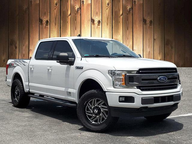 2019 F-150 SuperCrew Cab 4x4,  Pickup #K2251A - photo 1