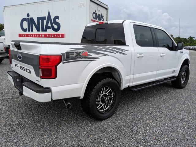 2019 F-150 SuperCrew Cab 4x4,  Pickup #K2251A - photo 2