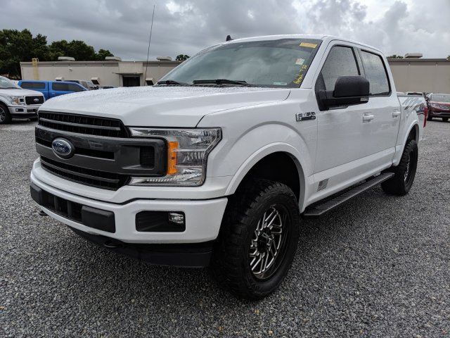 2019 F-150 SuperCrew Cab 4x4,  Pickup #K2251A - photo 3