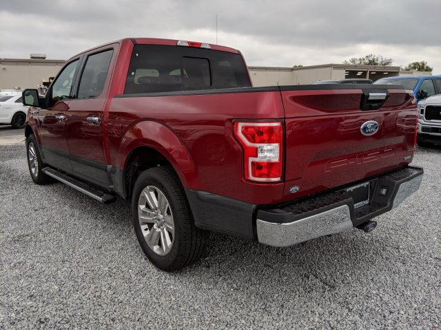 2019 F-150 SuperCrew Cab 4x2,  Pickup #K2313 - photo 4