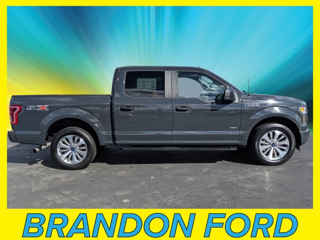 2017 F-150 SuperCrew Cab 4x2,  Pickup #K2320A - photo 1
